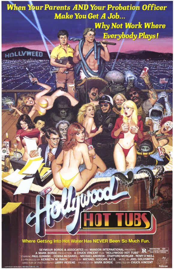 Hollywood Hot Tubs (Movie 1984)